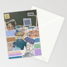 Night on the Town Stationery Cards