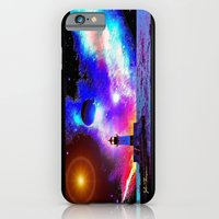 Lighthouse To The Stars iPhone 6 Slim Case