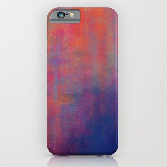 sunset pond iPhone & iPod Case