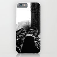 iPhone & iPod Case featuring March for Life by Brittany Garrett