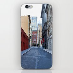 Go Where You Want To Go iPhone & iPod Skin
