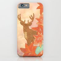 iPhone & iPod Case featuring He Leads by Raquel Serene