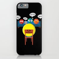 Planets everyday problems iPhone 6 Slim Case