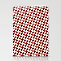 So Cross… Red! Stationery Cards