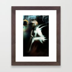 Winged Framed Art Print