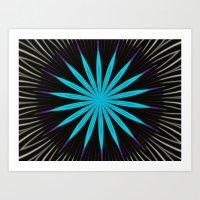 Beyond The Stars Art Print