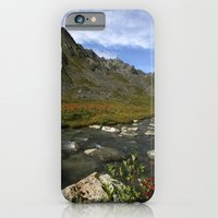 Hatcher Hike - Alaska iPhone 6 Slim Case