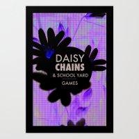 Daisy Chains Art Print