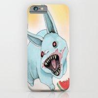Zombie Bunny iPhone 6 Slim Case