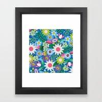 Botanical Fantastical Framed Art Print