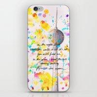 Bärlin! iPhone & iPod Skin