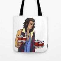 Coffee Haz Tote Bag