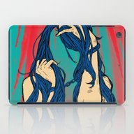 iPad Case featuring Cancer by Rendra Sy