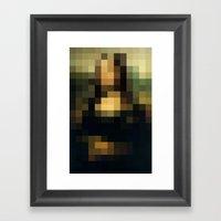 Buy Pixels Don't Buy Art Framed Art Print