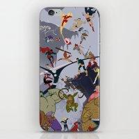 Epic War Case iPhone & iPod Skin