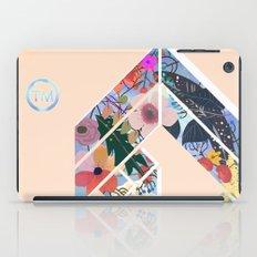 Geoflower iPad Case