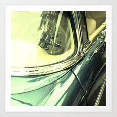 Classic Car, Study 1 Art Print