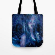 BLUE  LIKE  YOU Tote Bag