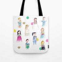 Anthropologie Girls 2 Tote Bag