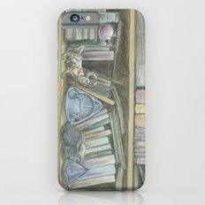 RHX Bookshelf Logo Slim Case iPhone 6s
