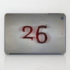 26 iPad Case