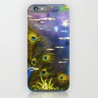 Peacock Night iPhone 6 Slim Case