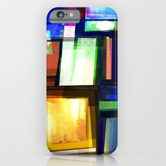 Abstractness iPhone & iPod Case