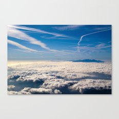 inverted Canvas Print