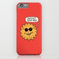 Hot Sun iPhone 6 Slim Case