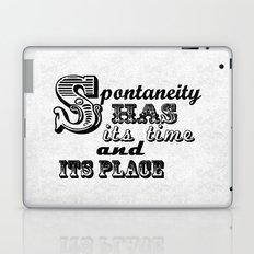 Spontaneity Laptop & iPad Skin