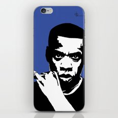 Jay Z iPhone & iPod Skin