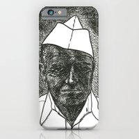 iPhone & iPod Case featuring Ink Face #2 by Zach Hoskin