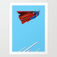 Man Up (blue Steel Varia… Art Print