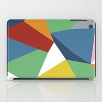 Abstraction Zoom iPad Case