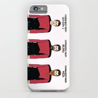 Stages Of Riker iPhone 6 Slim Case