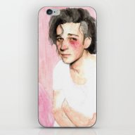 TRUMAN PINK iPhone & iPod Skin