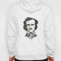 Edgar Allan Poe And Rave… Hoody