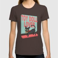 T-shirt featuring Toy Doll Lover by BATKEI