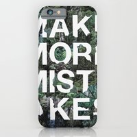 iPhone & iPod Case featuring Mistakes by Robert Colquhoun