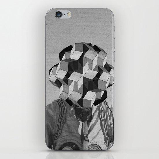space monkey iPhone & iPod Skin