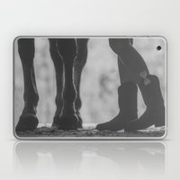 Boots Hooves + Bows Laptop & iPad Skin