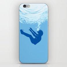 The Fall iPhone & iPod Skin