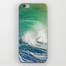 WAVE JOY 2 iPhone & iPod Skin