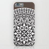 Khatem Rosette 005   Cof… iPhone 6 Slim Case