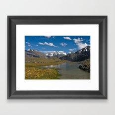Altai Framed Art Print