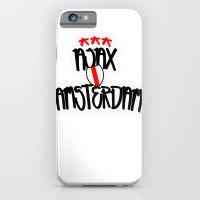 Ajax Amsterdam Graffiti … iPhone 6 Slim Case