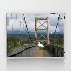 Across the Bridge and Beyond Laptop & iPad Skin