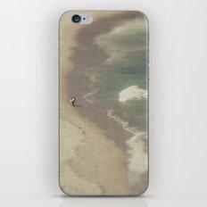 Lone Rider iPhone & iPod Skin