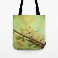 Springtime Blossom Tote Bag