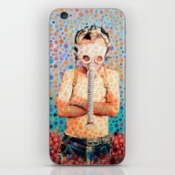 Stop Nuclear iPhone & iPod Skin